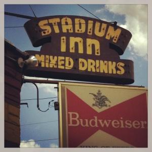 The Old Standby - The Stadium Inn